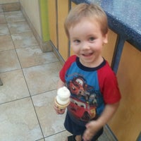 Photo taken at Dairy Queen by Laura S. on 10/22/2012