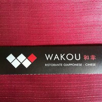 Photo taken at Wakou by Michele S. on 3/5/2013