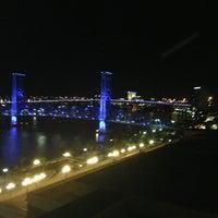 Photo taken at Hyatt Regency Jacksonville Riverfront by Georgia H. on 7/10/2013