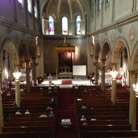 Photo taken at Assumption of the Blessed Virgin Mary by Scott B. on 6/1/2013