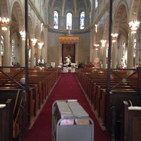 Photo taken at Assumption of the Blessed Virgin Mary by Scott B. on 4/27/2014