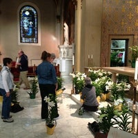 Photo taken at Assumption of the Blessed Virgin Mary by Scott B. on 3/30/2013
