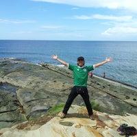 Photo taken at Tip Of Borneo by Juan R. on 11/19/2012