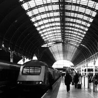Photo taken at London Paddington Railway Station (QQP) by Daniel B. on 4/2/2013