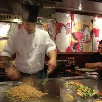 Photo taken at Miyako Japanese Steak & Seafood by SaLLy on 12/31/2012