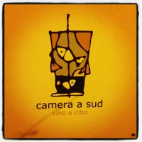 Photo taken at Camera a Sud by Massimo M. on 10/16/2012
