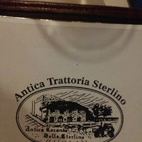 Photo taken at Antica Locanda Sterlino by Massimo M. on 7/22/2013