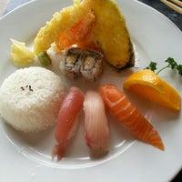 Photo taken at Osaka Sushi by Sara T. on 4/30/2013