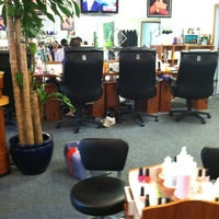 Photo taken at World Nails by Dustyn F. on 7/4/2013