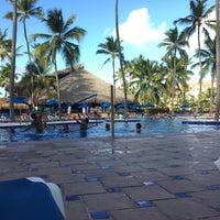Photo taken at Barcelo Premium Pool by Edgar H. on 8/24/2015