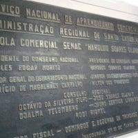 Photo taken at Faculdade Senac Florianópolis by Fernando R. on 7/24/2013