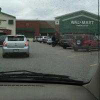 Photo taken at Walmart Supercenter by Laurie J. on 1/4/2013