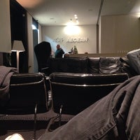 Photo taken at Star Alliance Lounge by Paul P. on 12/15/2013