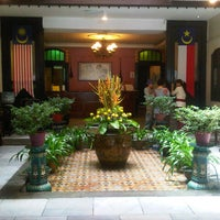 Photo taken at Hotel Puri by Izad A. on 6/11/2013
