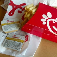 Photo taken at Chick-fil-A by Emily on 10/10/2012
