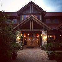 Photo taken at Devils Backbone Brewing Company by Jennifer L. on 9/30/2012