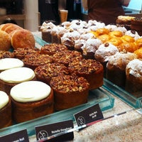 Photo taken at Jean Philippe Patisserie by Anna N. on 1/19/2013