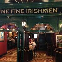 Photo taken at Nine Fine Irishmen by Colleen T. on 7/19/2013