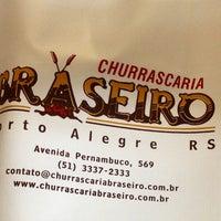 Foto tirada no(a) Churrascaria Braseiro por LPD J. em 3/21/2013