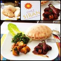 Photo taken at Chez Siran by Tahani A. on 1/8/2013