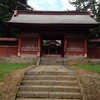 Photo taken at 高照神社 by 直樹 三. on 8/13/2014