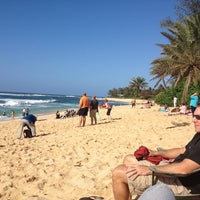 Photo taken at Banzai Pipeline by Chris H. on 2/3/2013