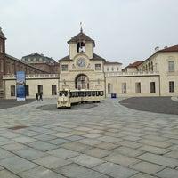 Photo taken at Reggia di Venaria Reale by Andrea R. on 3/2/2013