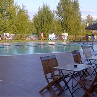 Photo taken at Piscina dei Renai by Marco B. on 9/13/2014