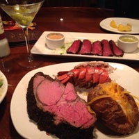 Photo taken at Outback Steakhouse by Della M. on 9/25/2013