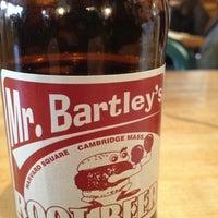 Photo taken at Mr. Bartley's Burger Cottage by Steven M. on 2/2/2013