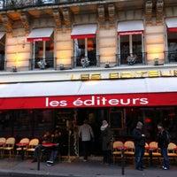Photo taken at Les Éditeurs by Damien M. on 12/9/2012