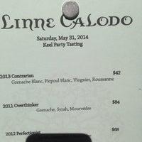Photo taken at Linne Calodo Cellars by Tim K. on 5/31/2014
