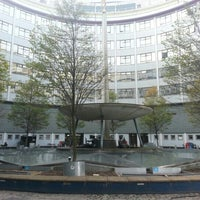 Photo taken at BBC Television Centre by lianne w. on 10/24/2012