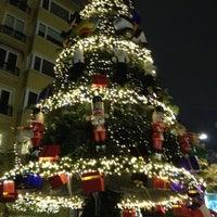 Photo taken at Abdi İpekçi Caddesi by Melih A. on 12/23/2012