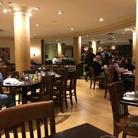 Photo taken at M ST. Café by Ken S. on 1/16/2016