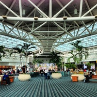 Photo taken at Orlando International Airport (MCO) by Paige on 2/28/2013