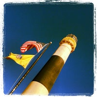 Photo taken at Absecon Lighthouse by Paige on 3/30/2013