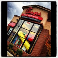 Photo taken at Chick-fil-A Mechanicsburg by Paige on 11/23/2012