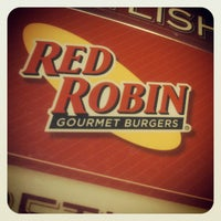Photo taken at Red Robin Gourmet Burgers by Seattle F. on 11/25/2012