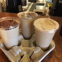 Photo taken at Flatiron Coffee by Vonatron L. on 11/8/2015