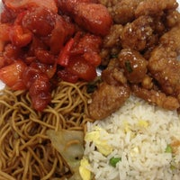 Photo taken at Chowmein Express - NEX by Ronnice M. on 1/13/2013