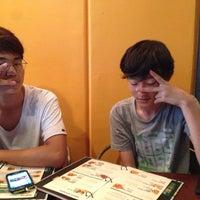 Photo taken at KRAZE BURGER by Yoon L. on 8/23/2013