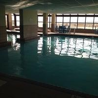 Photo taken at Phoenix V: The Pool by Elizabeth H. on 12/27/2013