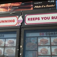 Photo taken at Dunkin Donuts by Jenn A. on 7/10/2013