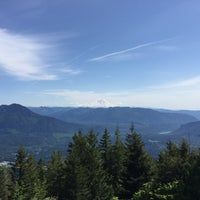 Photo taken at Mount Si Summit by Rinat K. on 5/31/2016