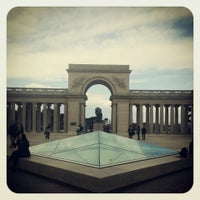 Photo taken at Legion of Honor by k@t on 3/31/2013