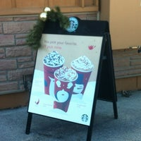 Photo taken at Starbucks by WhitneyGenea on 11/28/2012