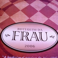 Photo taken at Botequim da Frau by Juliana d. on 1/2/2013
