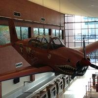 Photo taken at Kalamazoo - Battle Creek International Airport (AZO) by Mark M. on 2/17/2013