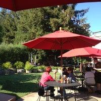 Photo taken at Healdsburg Bar & Grill by Brad D. on 8/5/2013